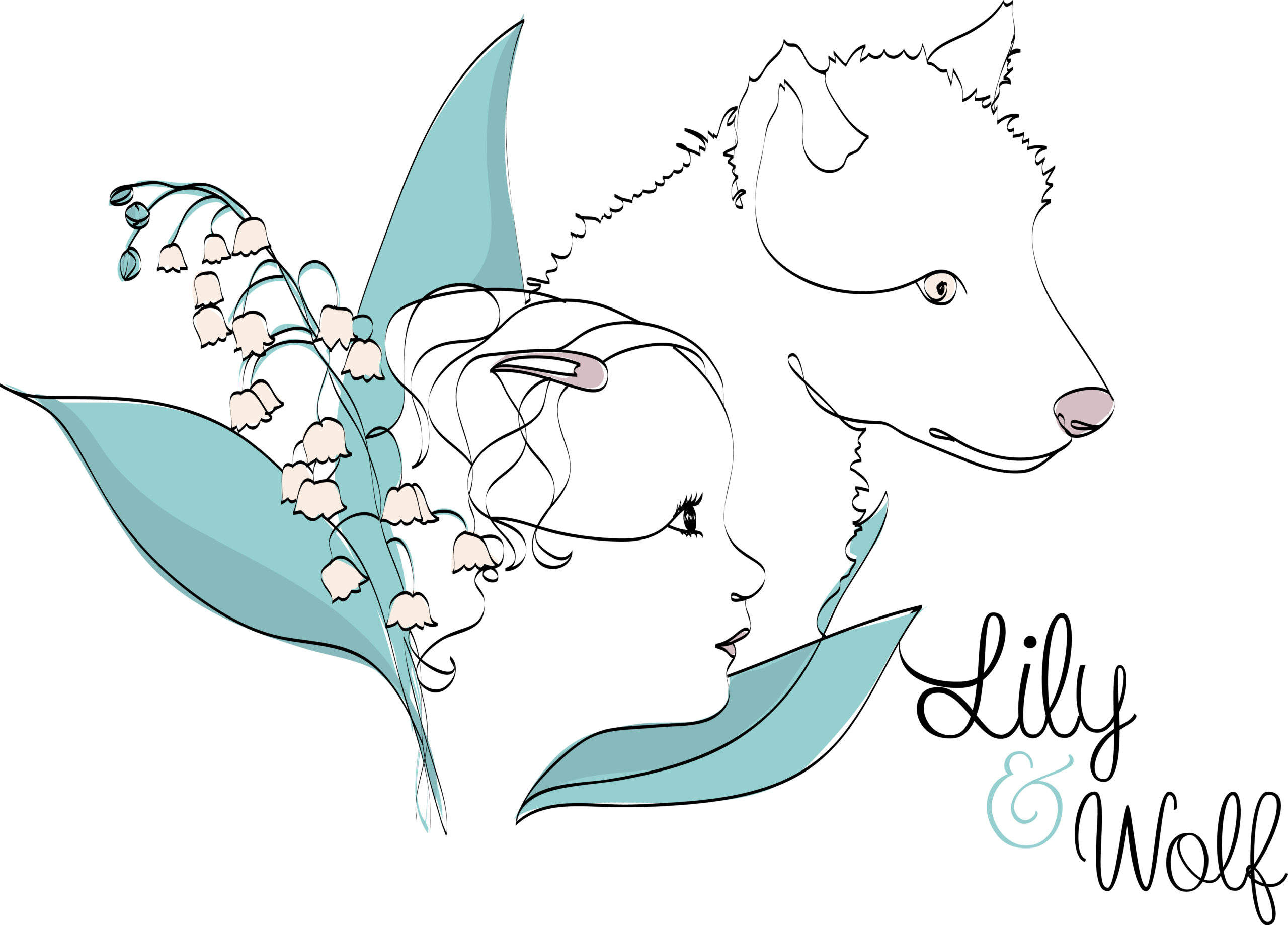Lilly & Wolf